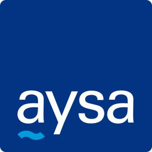 AySA Azul Cyan 10 x 10 cm