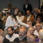 A sala llena se llevó a cabo la primera edición de JONAGRO.